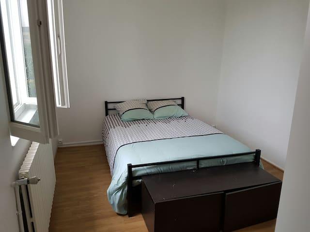 Deux Chambres en plein centre ville - Langon
