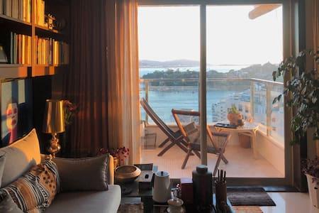 超好地理位置 最佳超级海景 海边高层公寓,带厨房近沙坡尾 厦门大学 中山路 南普陀 铁路公园