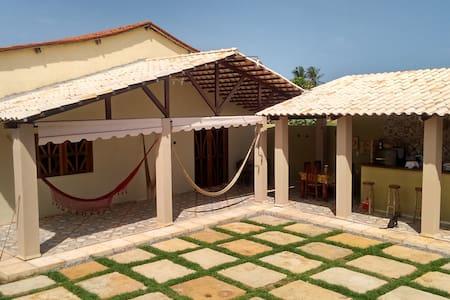 Casa de temporada , Praia do preá - jericoacoara - Cruz - Maison