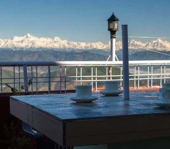 Best Himalayan view home stay in Almora
