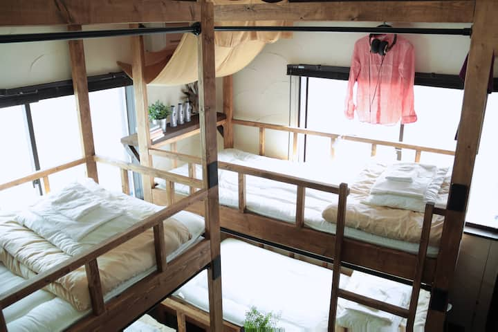 GuestHouse UMEBACHI 【Private Room 3-4 person】