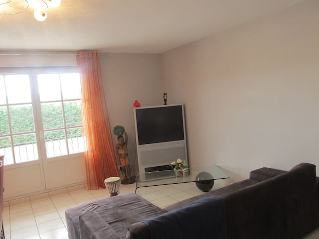Grand appartement T2