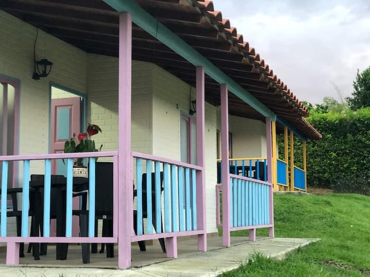 Cabañas Veracruz2 mas cerca de la naturaleza.!!