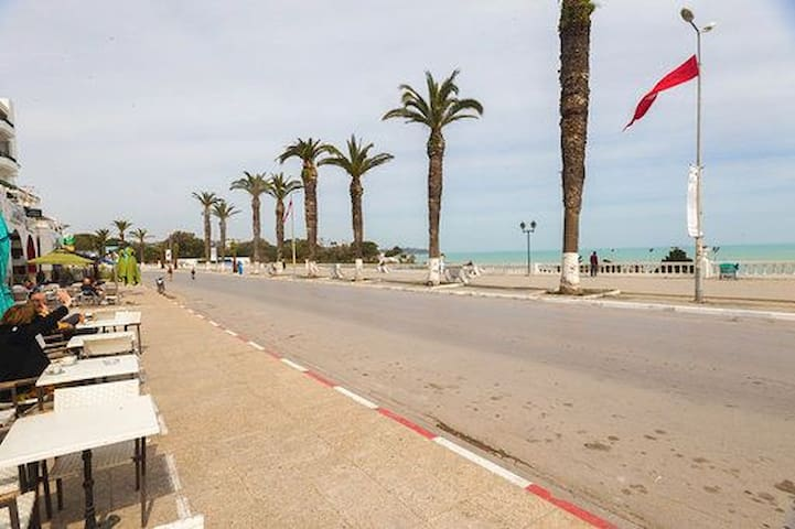 The pearl of marsa beach 3 seafront