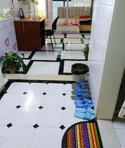 苏州史上最优房整租独立空间火车站附近 公交车地铁都有交通方便生活设施全 - Suzhou - Appartamento