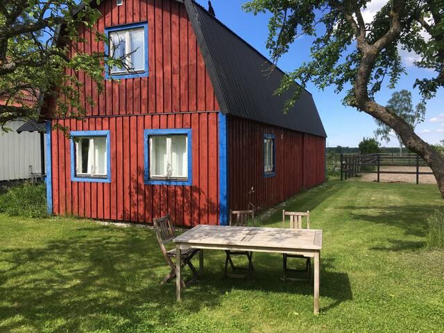 Cozy Guesthouse at little horse farm