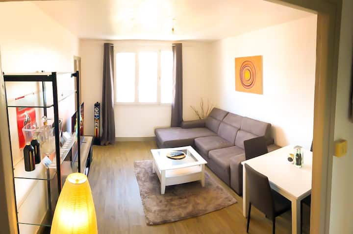 ♦️Chambre♦️dans joli logement station Mairie Lilas