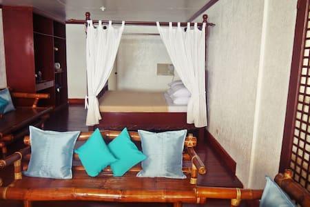 Family Room in Isla Bonita,MoalBoal - Moalboal