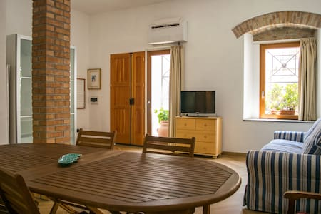 Flat for holidays on the Ionian Sea - Monasterace Marina - Apartament