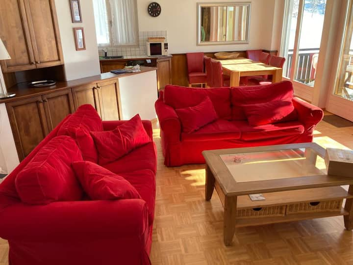 Very Comfortable Flat near St. Moritz