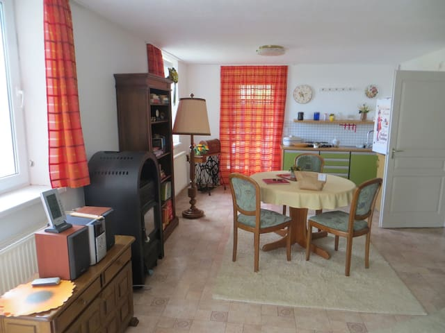 Luxusappartement - Töttös - Appartement
