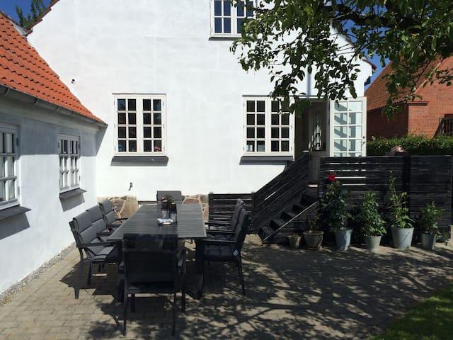 Lækker villa tæt på Roskilde centrum
