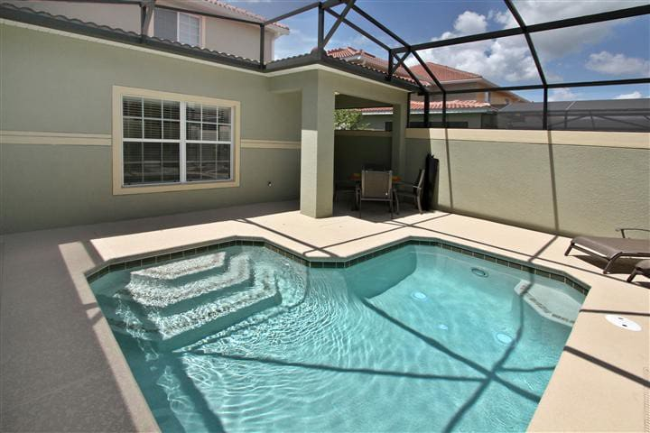 Paradise Palm Resort #3513