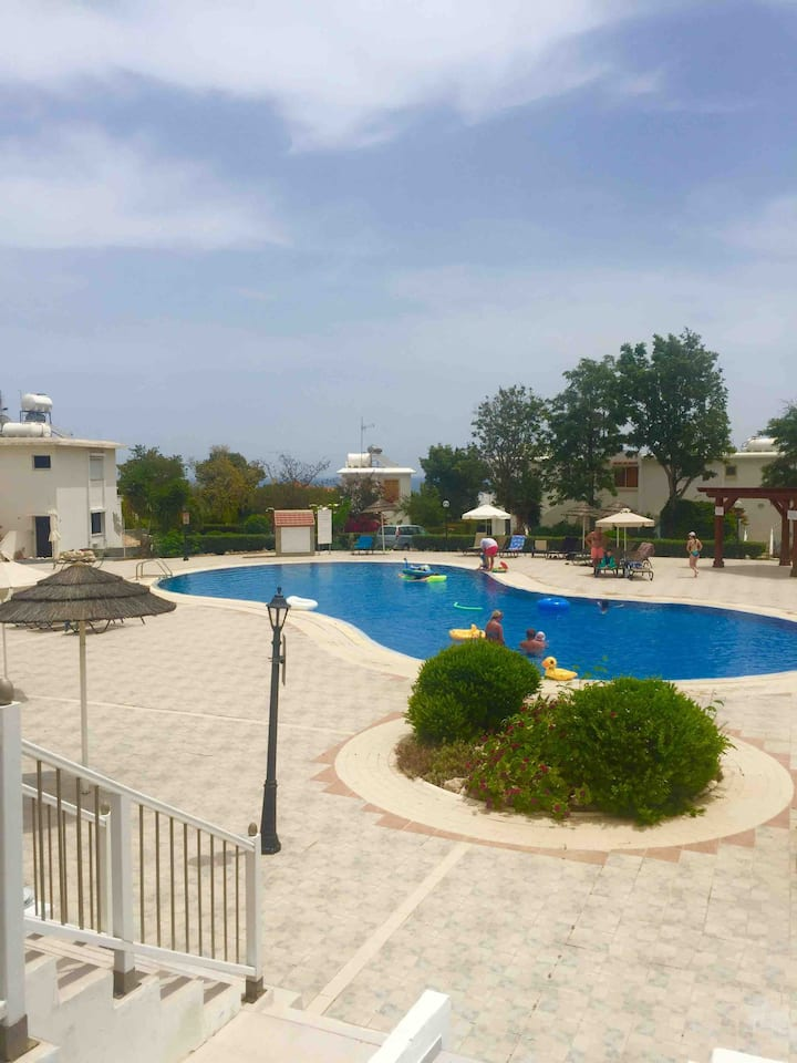 Stunning studio Monte Elias Protaras pool/sea view