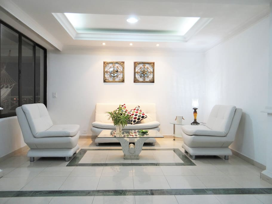 Sala - Living room.