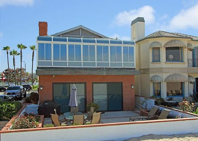 Seashore (68230) - Newport Beach - House