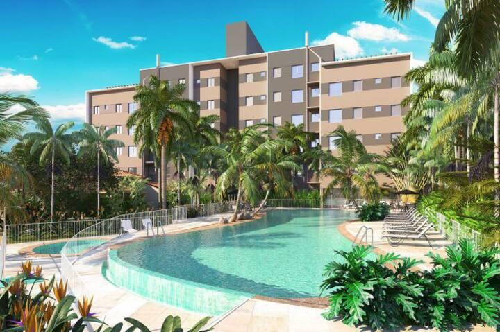 Apartamento 5 Pessoas - Home Resort