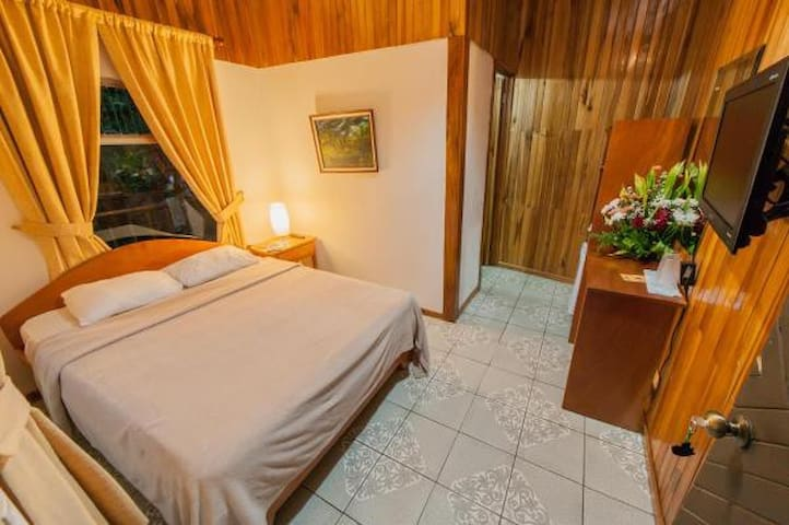 Cabinas Eddy B&B Doble Room