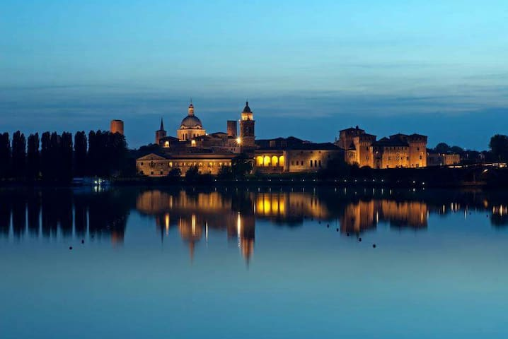 why don't you have a break in town? - Mantova - Casa