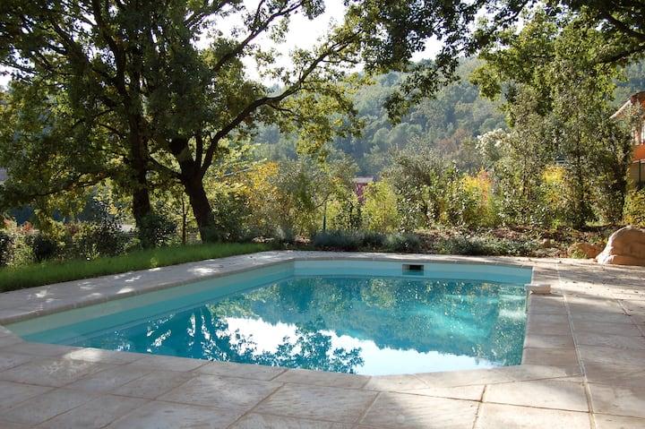 Callian - Villa 3 chambres avec piscine privée