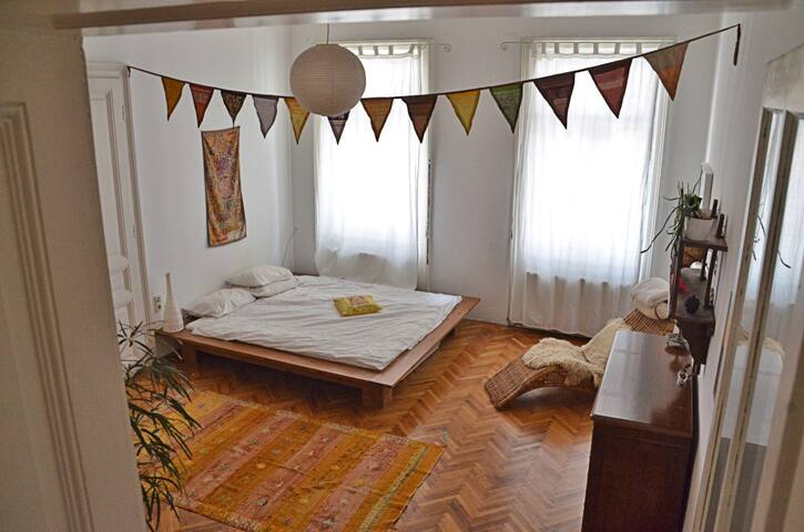 Spacious, Cosy Room In Central Location - Wien - Wohnung