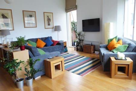 Luxury Bristol City Centre Apartment Sleeps 6 - Bristol - Daire