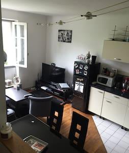 Appartement t1bis a 5 min du centre a pied - Lorient