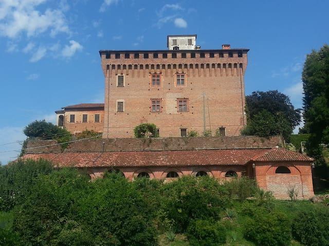 Cascina del Castello - Il Castagno - Briona - House