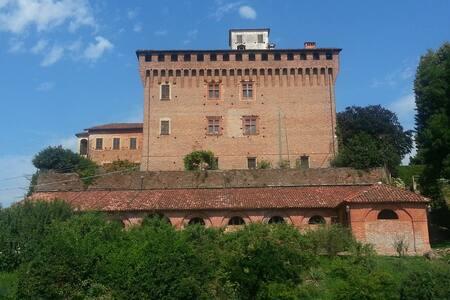 Cascina del Castello - Il Castagno - Briona - Haus