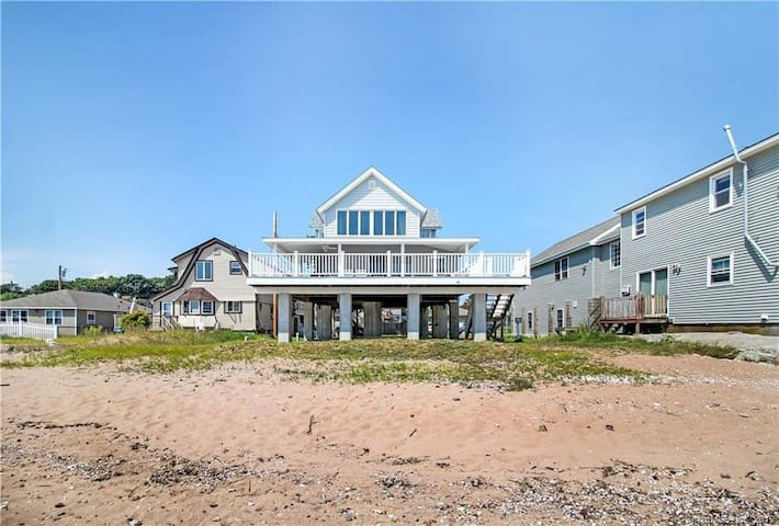 Cozy Beach - Direct Waterfront!