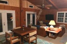 Hefner Lake House