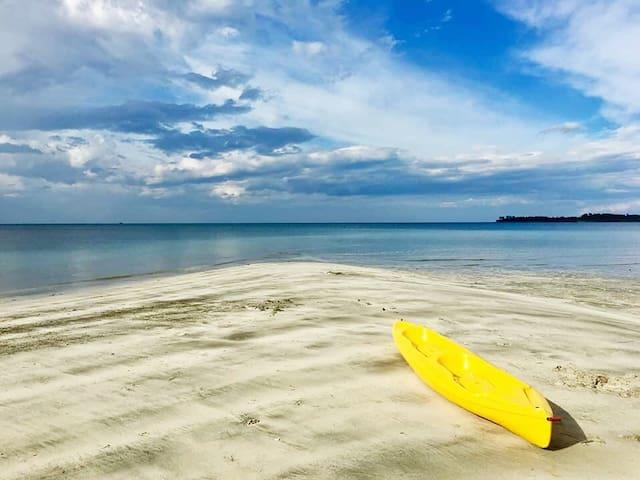 Jawili Beach Tropical Casita