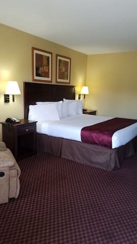 Clean Hotel of Interstate 30