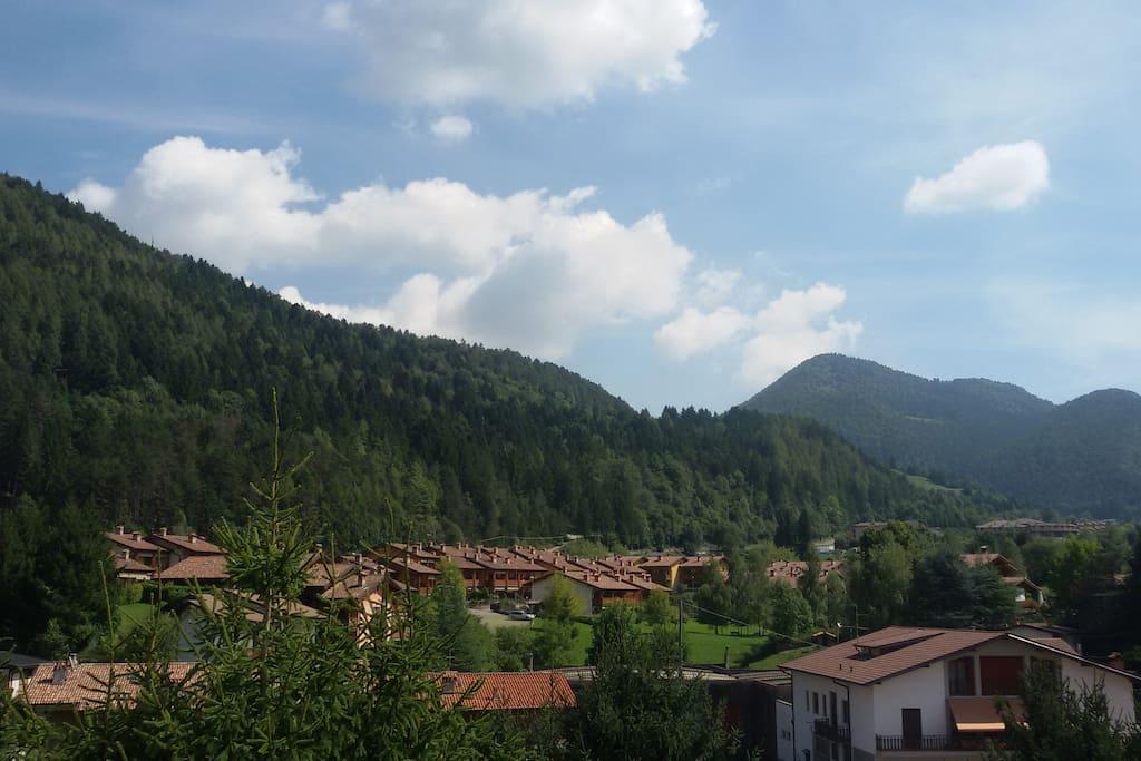 Vista Montagne