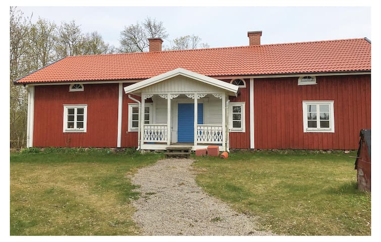 Holiday cottage with 3 bedrooms on 125 m² in Älmhult