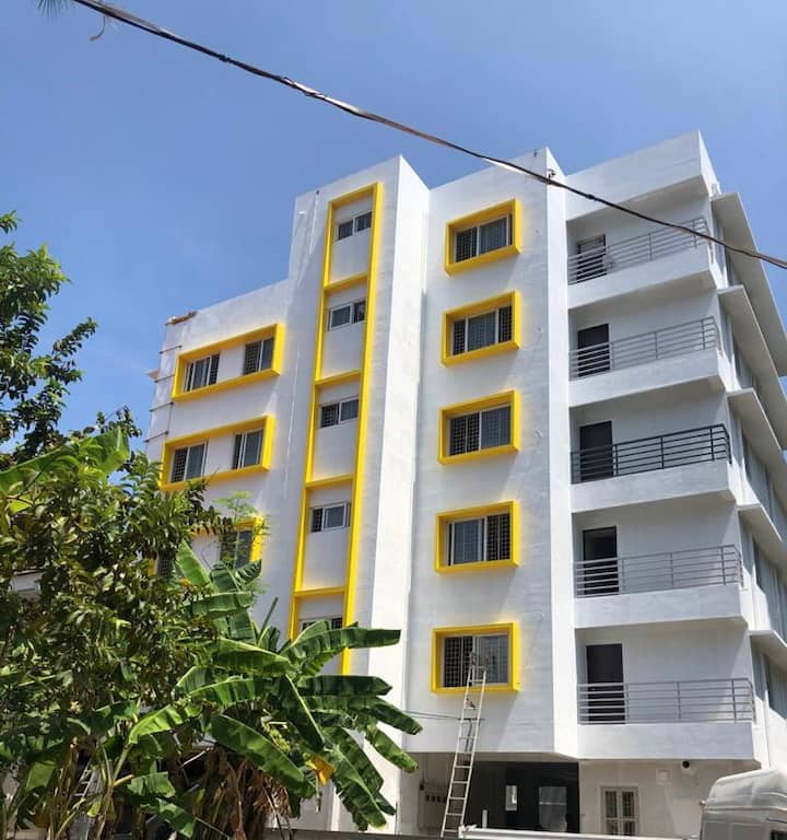 Nachiyar Suites(3B)