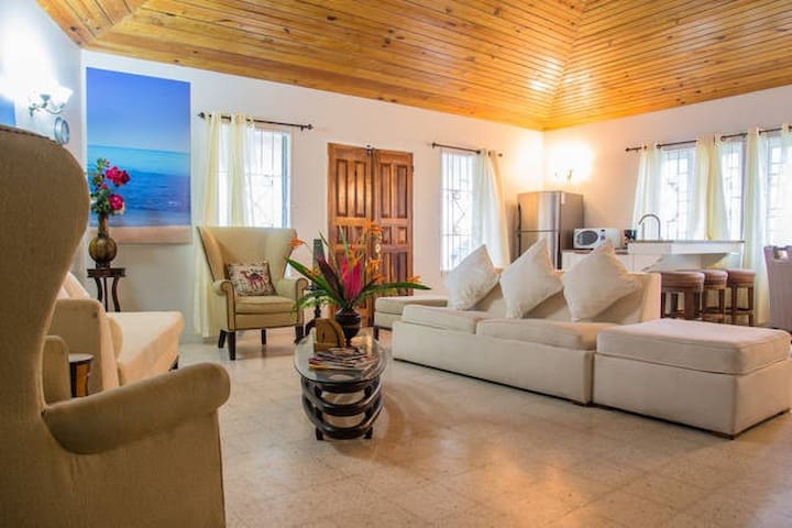 Sandy's Ocean View, 20min Ocho Rios-2 or3bd option - Oracabessa - Daire
