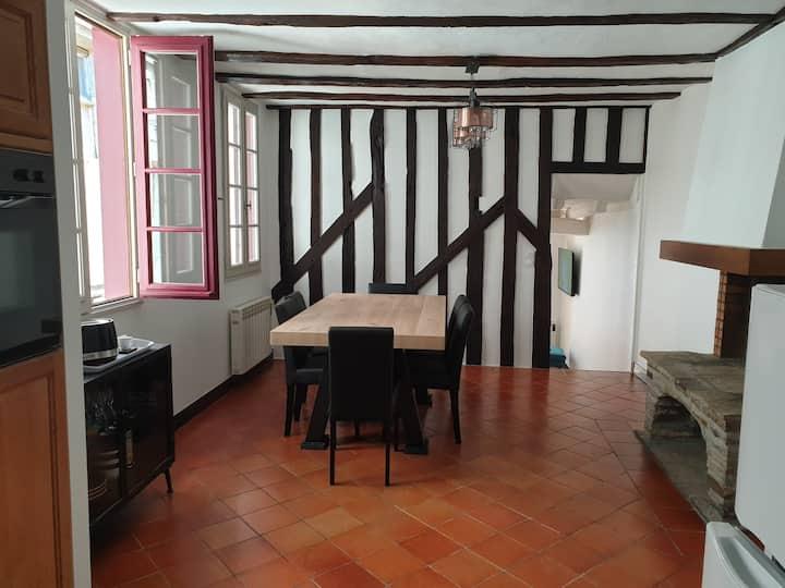 L'Appart - 72 m2 - centre historique de Vitré