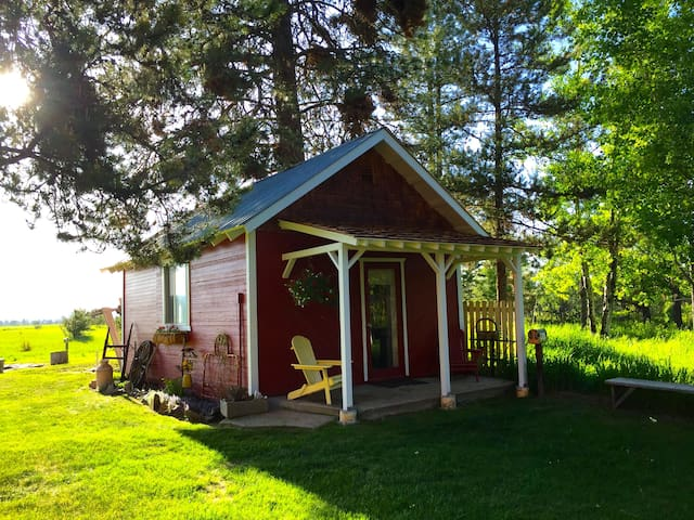 Cozy, country, studio style bungalow on 13 acres. - McCall - Domek parterowy