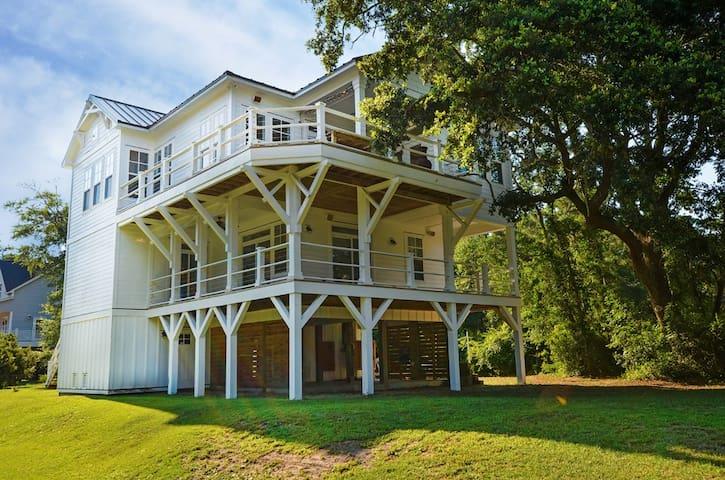 Coastal Tree House