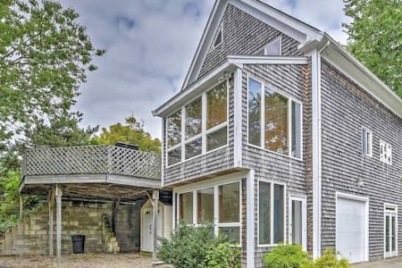 Alluring 3BR Hyannis House - Steps to Beach! - Barnstable