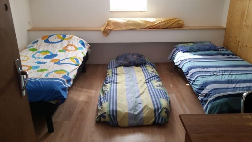 Chambre n°5/5 de 15m² à l'étage