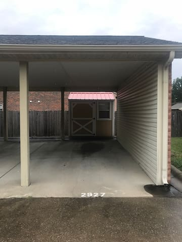 Carport available for use 2927