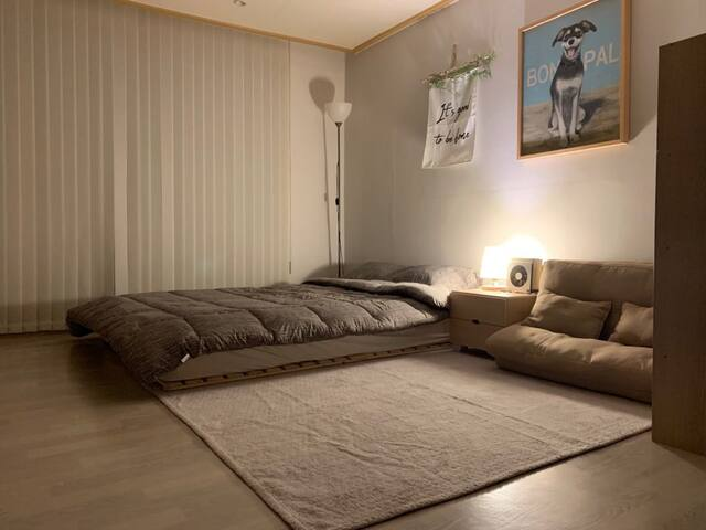 [Gangnam] Super clean & comfy home /near COEX선릉
