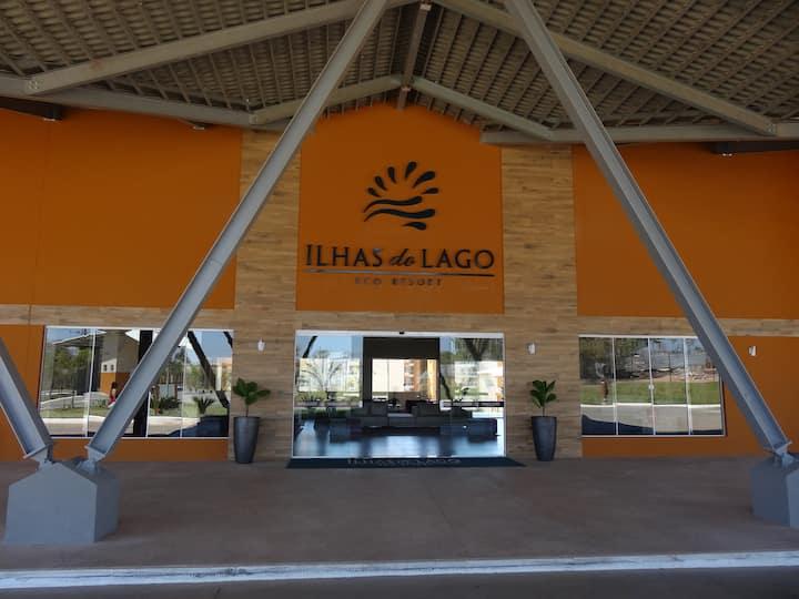 Eco Resort Ilhas do Lago - Caldas Novas