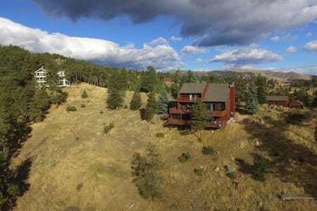 Private Mountain Spa Retreat - Year round sunshine - Boulder - Hús