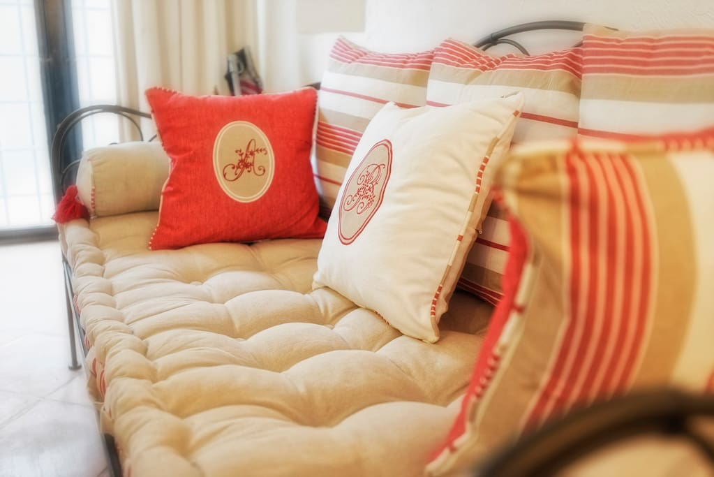 Comfort and quality abound throughout