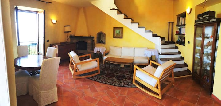 Logement entre Sorrento et Capri