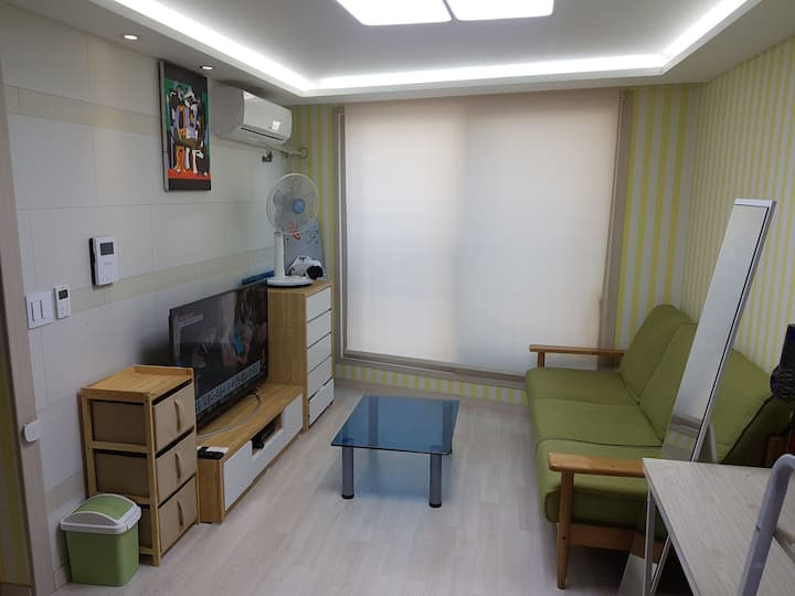 Min house, Clean and flexible building (2 Room)