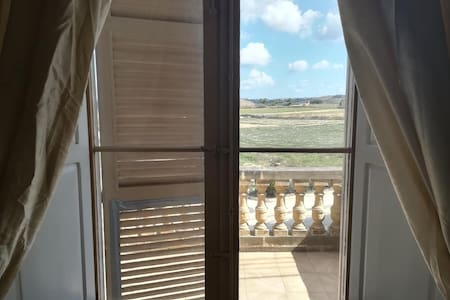 Single room in a townhouse of Gozo